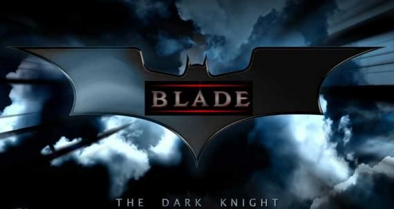 the dark knight vs blade SR Pick [Video]: The Dark Knight vs. Blade Trailer