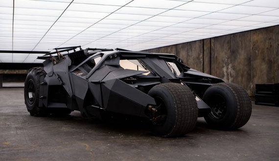 the dark knight2 25 Most Iconic Cars From TV & Movies