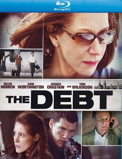 the debt blu ray cover DVD/Blu Ray Breakdown: December 6, 2011