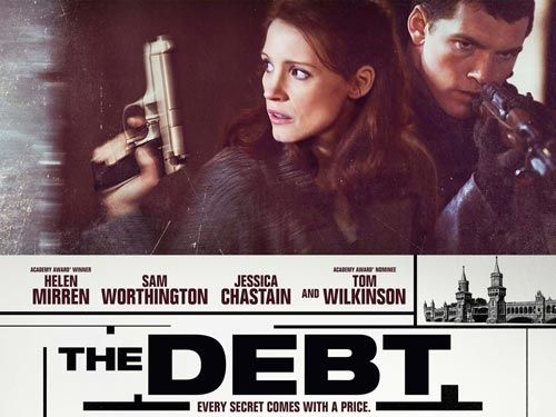 the debt debuts at 2 Weekend Movie News Wrap Up: September 4th, 2011