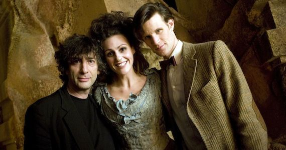 the doctors wife neil gaiman American Gods TV Series Moving Forward Again; Neil Gaiman Still Producing