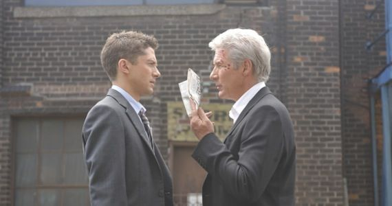 the double topher grace richard gere Screen Rants 2011 Fall Movie Preview
