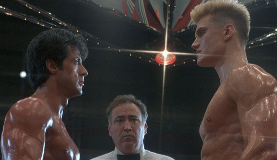 the expendables dolph lundgren rocky iv Why Theyre Expendable: Dolph Lundgren and Eric Roberts