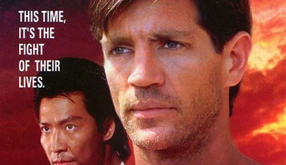the expendables eric roberts best of best 2 Why Theyre Expendable: Dolph Lundgren and Eric Roberts