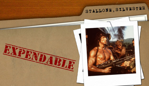 the expendables sylvester stallone Why Theyre Expendable: Sylvester Stallone