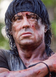 the expendables Sylvester Stallone Is Expendable