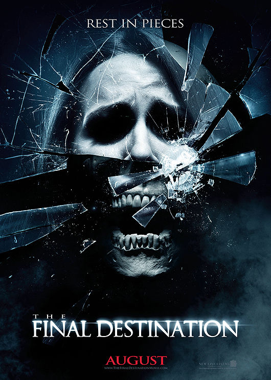 the final destination poster big Teaser Poster For The Final Destination