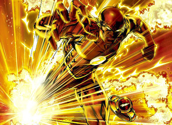the flash movie dc entertainment Update: The Flash Speeding Forward As Planned