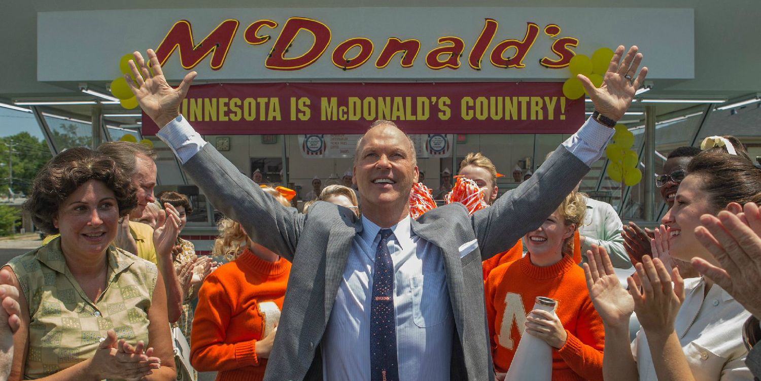 The Founder Online Trailer: Michael Keaton 'Starts' McDonald's