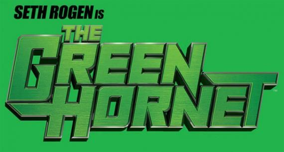 the green hornet seth rogen logo Our 20 Most Anticipated Movies Of 2010