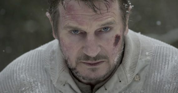 the grey liam neeson tv spot Screen Rants (Massive) 2012 Movie Preview
