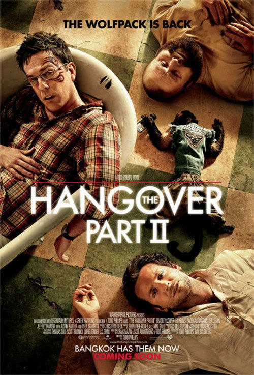 The Hangover II Movie Poster