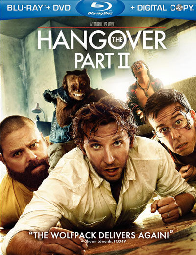 the hangover part ii blu ray cover DVD/Blu Ray Breakdown: December 6, 2011