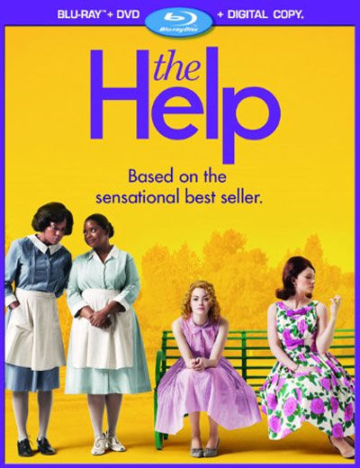 the help blu ray cover DVD/Blu Ray Breakdown: December 6, 2011