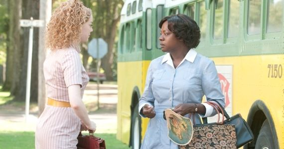 the help davis and stone Interview: Emma Stone & Creators Of The Help On Bringing Painful History To Light
