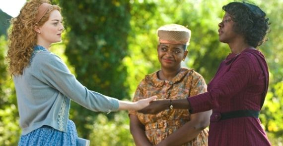 the help Interview: Emma Stone & Creators Of The Help On Bringing Painful History To Light