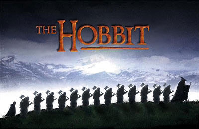 the hobbit banner1 The Hobbit: Hobbiton Currently Under Construction