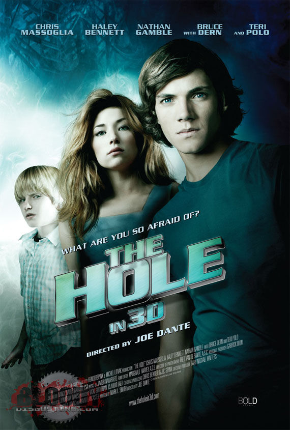 the hole 3d poster1 Poster Friday: Toy Story 3, Saw VI, A Christmas Carol & Many More!