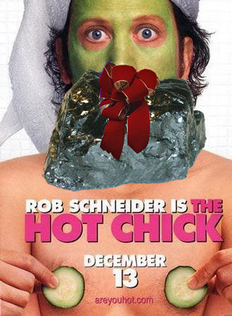 the hot chick Best & Worst Christmas Movie Releases of the Past 10 Years