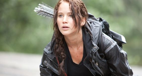 the hunger games jennifer lawrence Hunger Games: Mockingjay Officially Split into 2 Movies