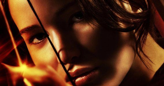the hunger games poster Hunger Games Star Jennifer Lawrence Talks Playing Katniss Everdeen