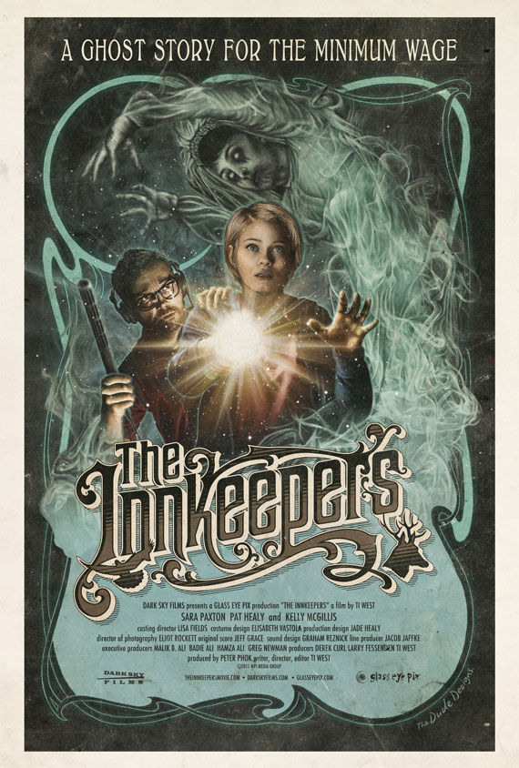 the innkeepers poster Movie Poster Roundup: Fast Five, Thor, X Men: First Class & More