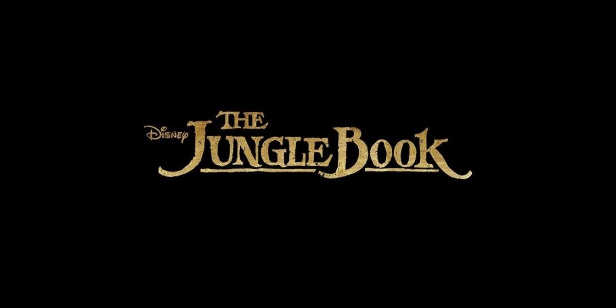 the jungle book logo e1439700197805 Disneys The Jungle Book Gets a Poster; D23 Footage Details