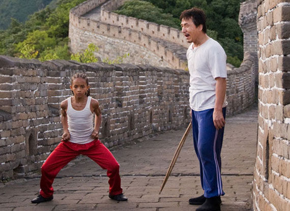 the karate kid dre han 4 Reasons Why The Karate Kid Is A Worthy Remake