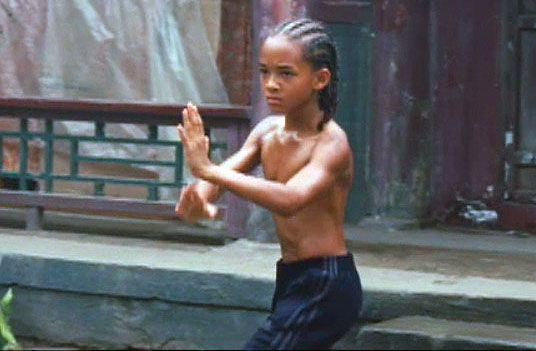 the karate kid dre posing 4 Reasons Why The Karate Kid Is A Worthy Remake