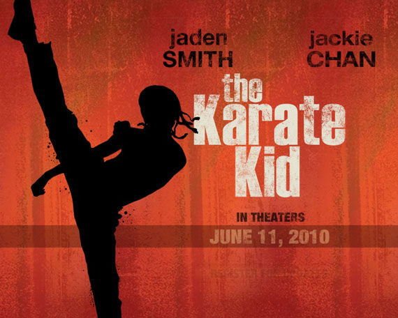 the karate kid jackie chan jaden smith Poster Friday: Toy Story 3, Saw VI, A Christmas Carol & Many More!