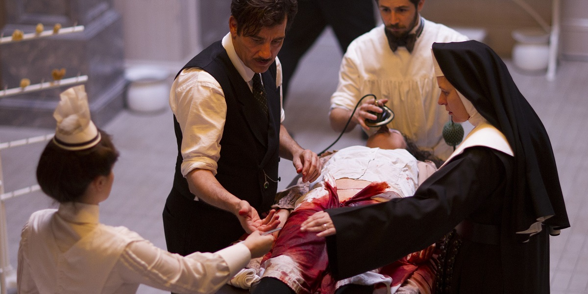 Bloody Murder - The Knick