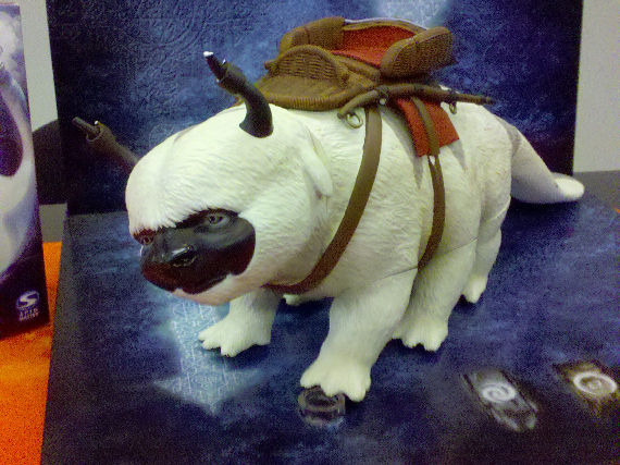 the last airbender appa toy1 The Last Airbender: Appa and Other Characters Revealed!