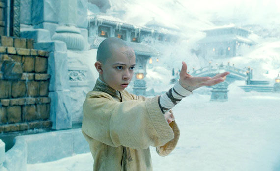 the last airbender review The Last Airbender DVD/Blu ray Details