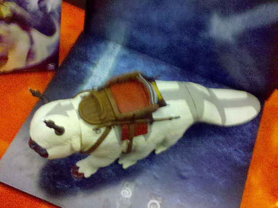 the last airbender toys appa top The Last Airbender: Appa and Other Characters Revealed!