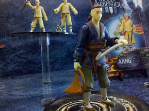 the last airbender toys5 The Last Airbender: Appa and Other Characters Revealed!