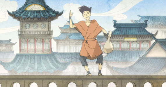 the legend of korra season 2 episode 7 wan 2 The Legend of Korra: (Finally) Redeems Itself