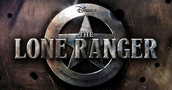 the lone ranger banner new The Lone Ranger Super Bowl Trailer