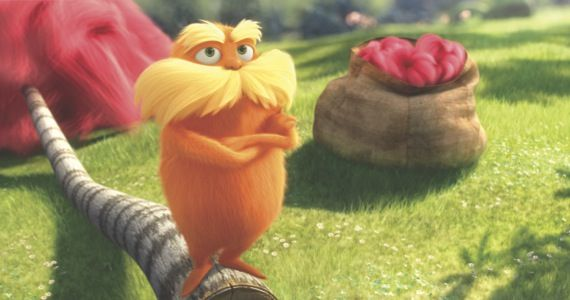 the lorax trailer Screen Rants (Massive) 2012 Movie Preview