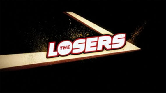 the losers header The Losers Trailer
