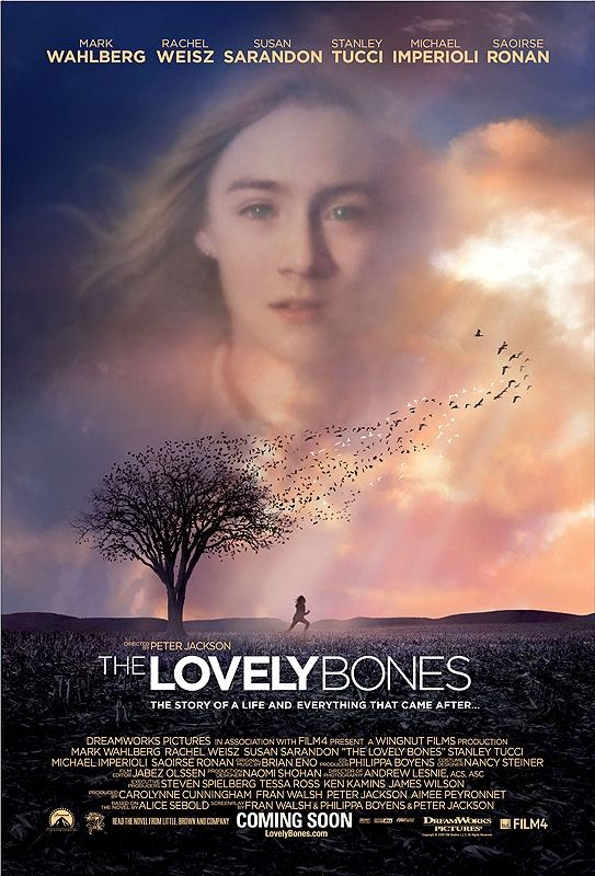 the lovely bones coming soon poster Poster Friday: Clash of the Titans, Iron Man 2 & More!