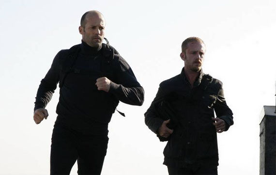 the mechanic interview jason statham ben foster Transporter 4 Will Be a Reboot; Jason Statham Returning for Mechanic 2