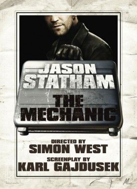 the mechanic poster jason statham 280x385 Screen Rants 2010 Movie Preview
