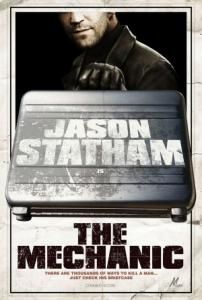 the mechanic poster Jason Statham Updating Charles Bronson Hitman Role
