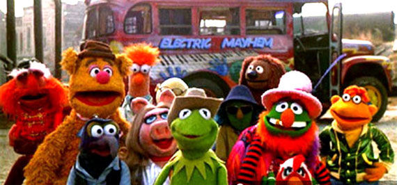 the muppets header Pixar Lends Helping Hand to Greatest Muppet Movie