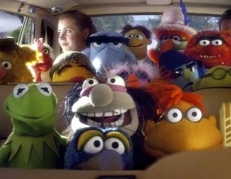 muppets movie jason segel