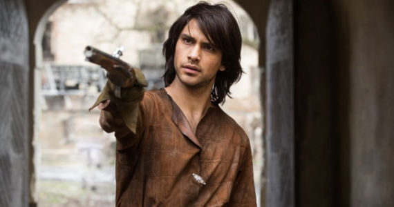 the musketeers series premiere dartagnan The Musketeers Series Premiere Review
