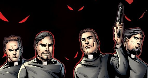 the order Graphic Novel The Order Optioned for Big Screen Adaptation