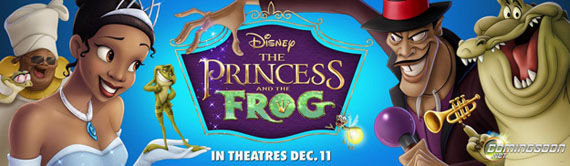the princess and the frog banner 1 Poster Friday: Toy Story 3, New Moon, Pirate Radio & More!