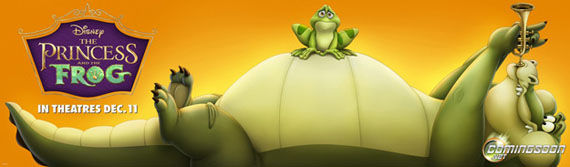 the princess and the frog banner 2 Poster Friday: Toy Story 3, New Moon, Pirate Radio & More!