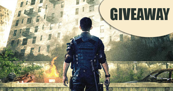 the raid redemption contest SR Giveaway   Win The Raid: Redemption on Blu ray